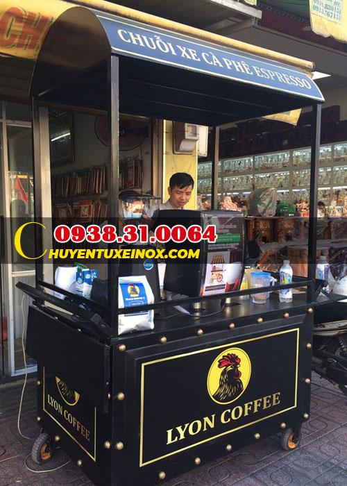 Xe bán cà phê giá rẻ