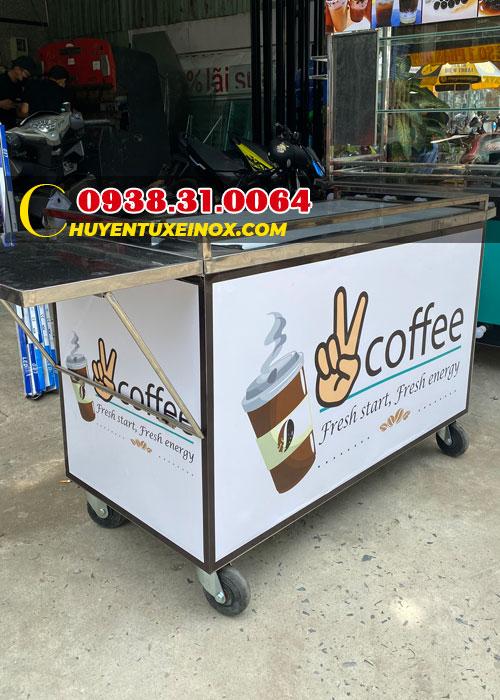 Xe cafe mang về