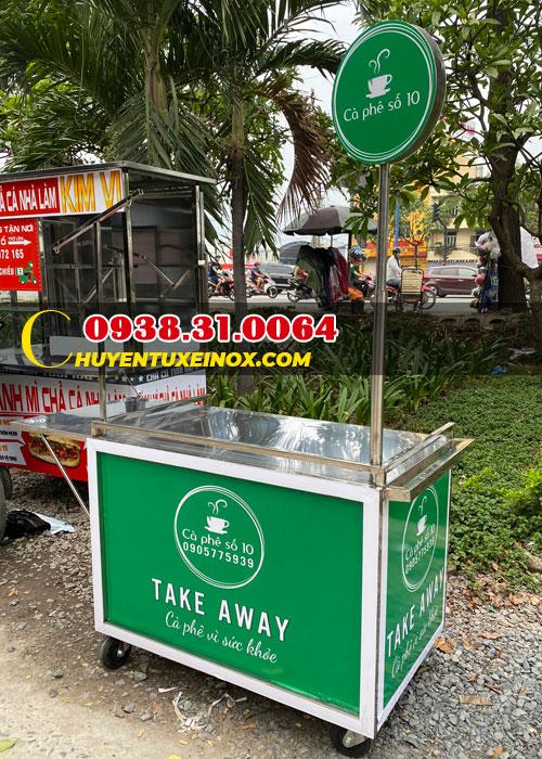 Xe cafe take away inox