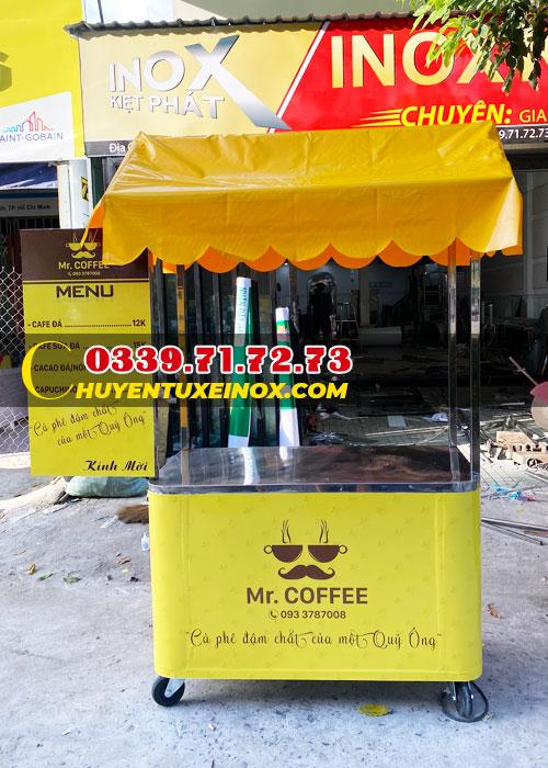 Giá tủ bán cafe mang đi