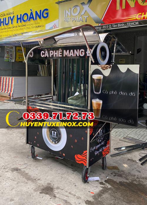 Xe cà phê Kiệt Phát